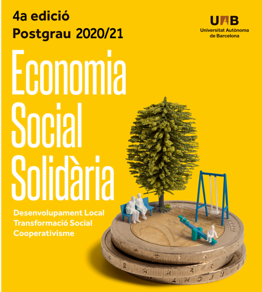4a edició del postgrau d'economia social i solidària UAB