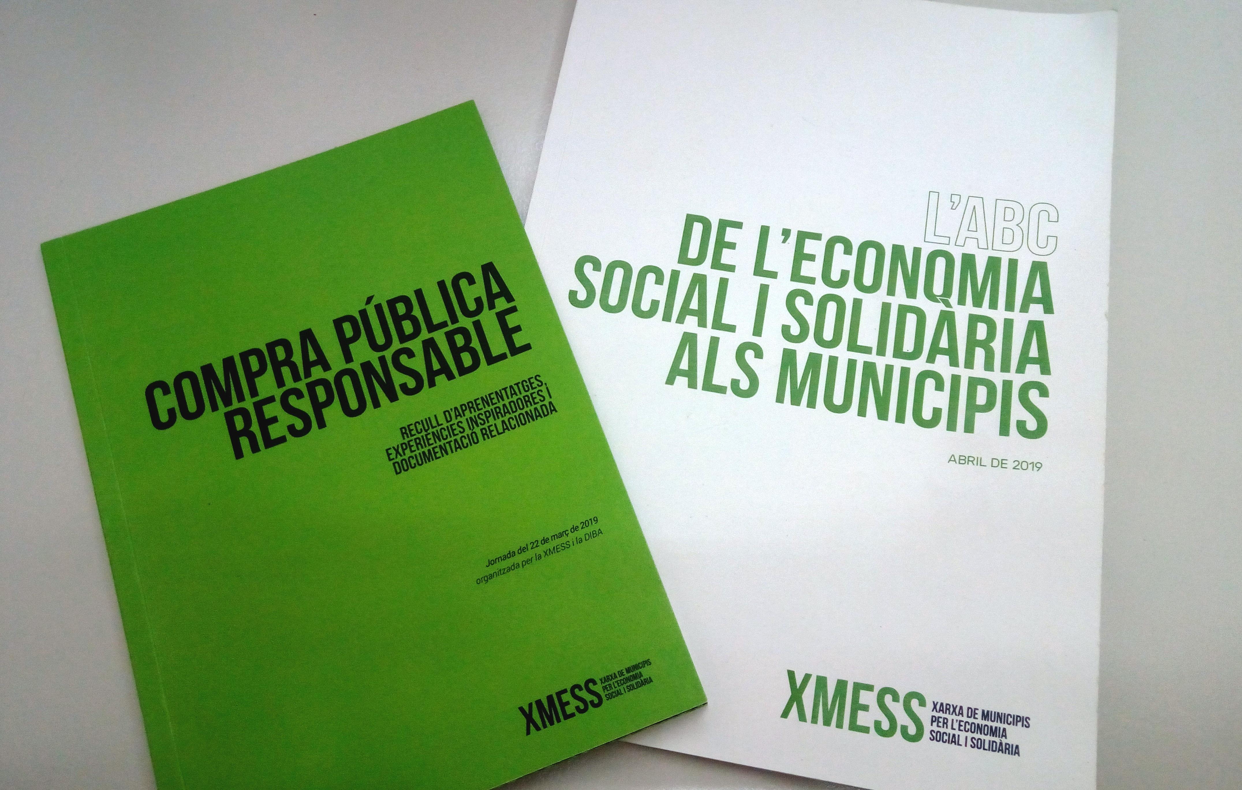presentació de la Guia L'ABC de l'economia social i solidària als municipis