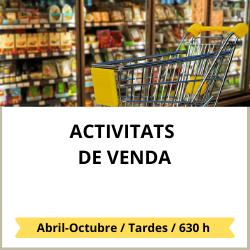 Activitats de venda