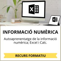 informació numèrica