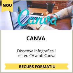 dissenya infografies i el teu cv amb CANVA