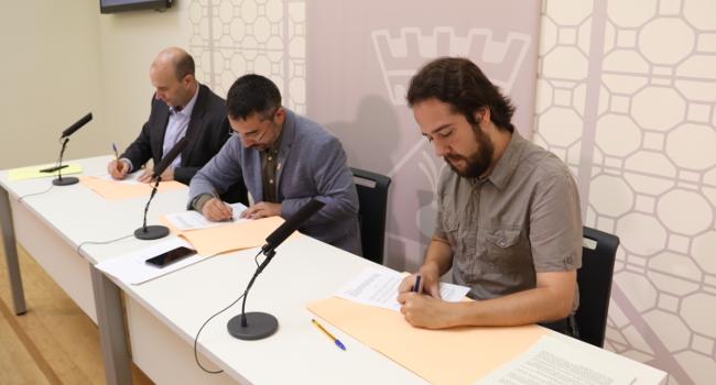 Ajuntament de Sabadell i el Consorci Intersectorial d'Empresaris de Sabadell i Comarca