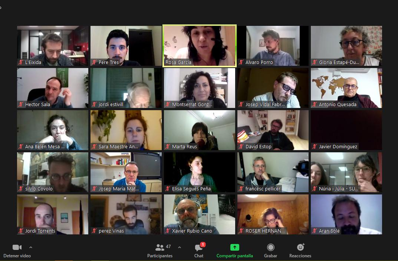 conversa en línia: L'Economia Social i Solidària, un aliat de les institucions en època de crisis?