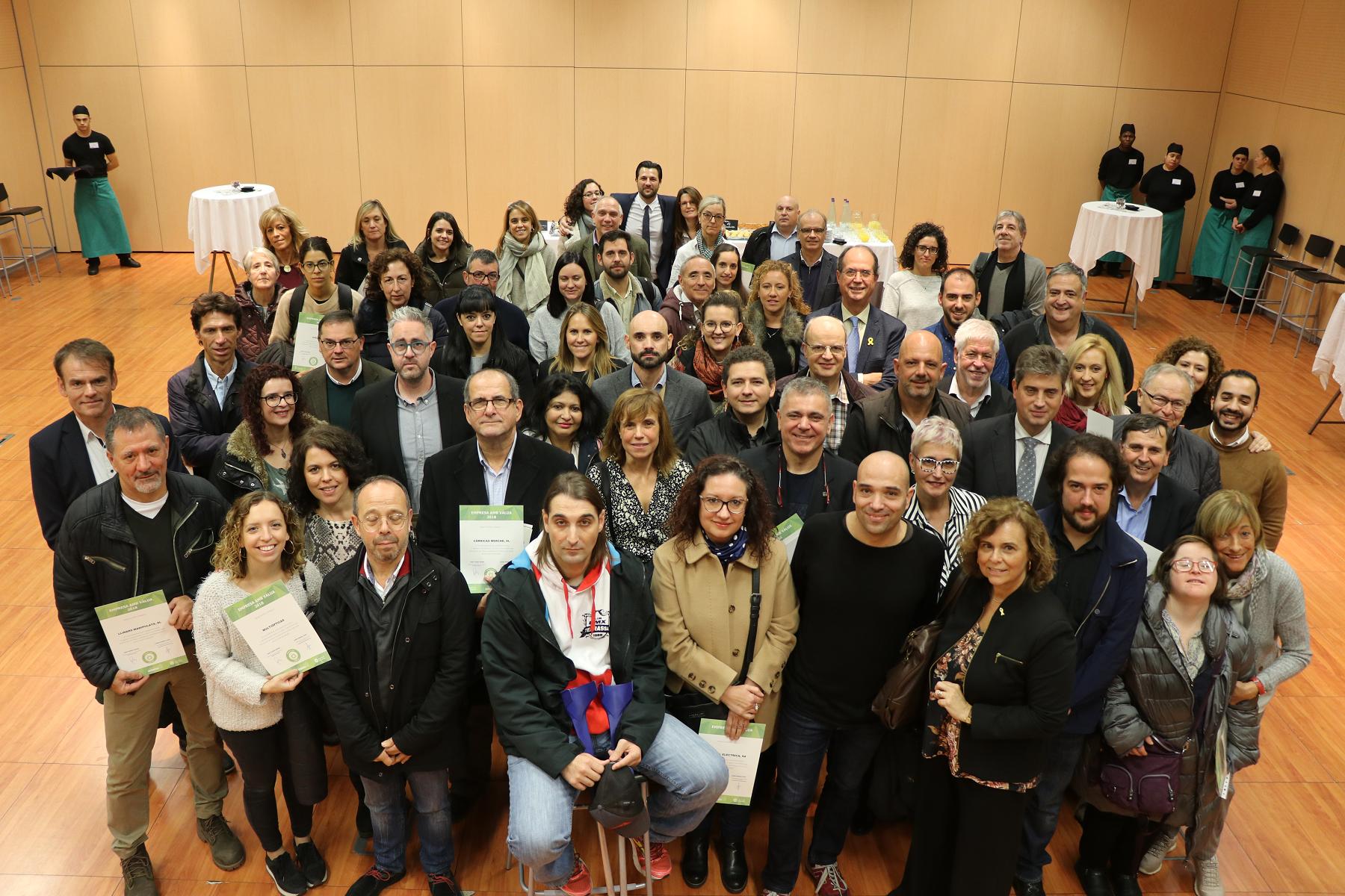 A la darrera edició, el novembre de 2018, van participar-hi prop d'un centenar de persones, entre empresaris, polítics, i persones vinculades a les entitats.