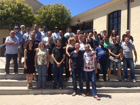 49 persones que han participat en els programes de Treball i Formació