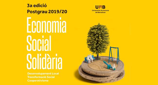 El 3r Postgrau d'Economia Social i Solidària torna al campus Sabadell de la UAB
