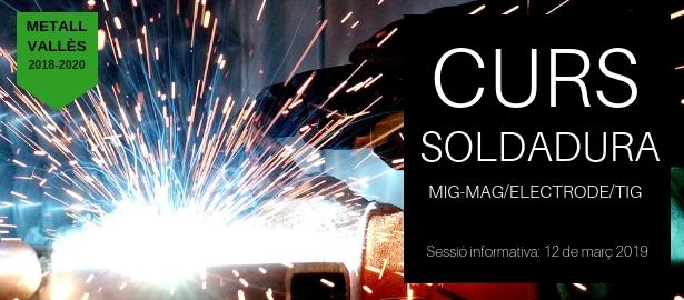 curs Soldadura (MIG-MAG/ELECTRODE/TIG)